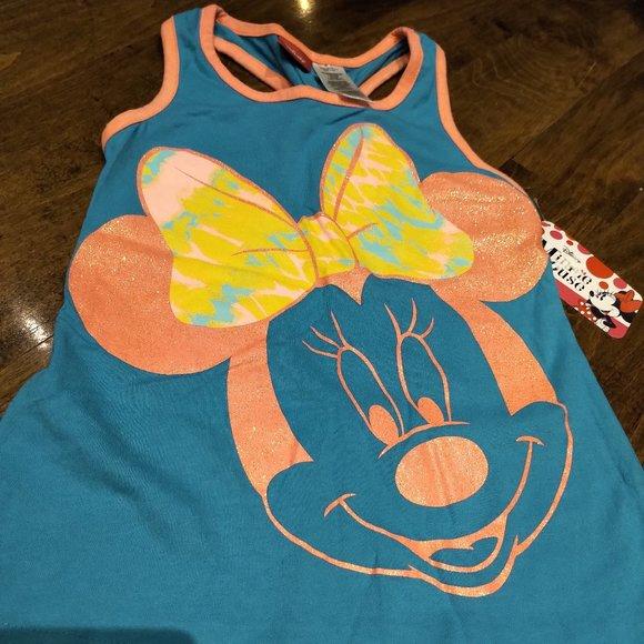 Disney Minnie Tank Top size 6